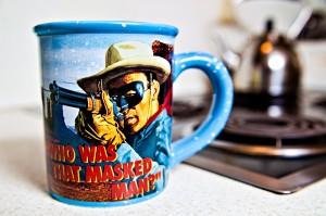 The Lone Ranger Camp Mug