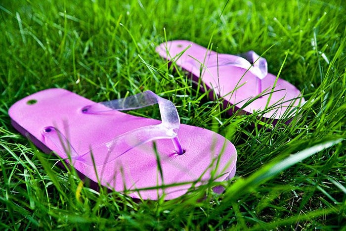 Flip Flops of Summer
