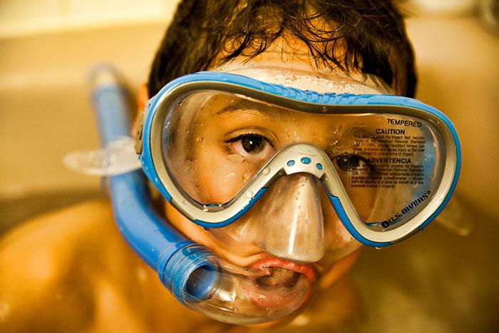 Bathtub Diver
