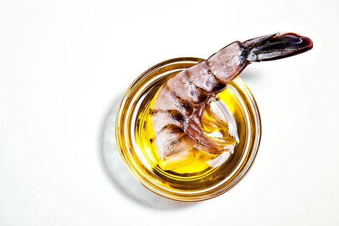 Shrimp & Oil