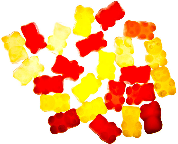 Gummy Bear Vitamins