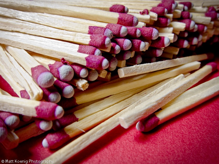 Stick Matches