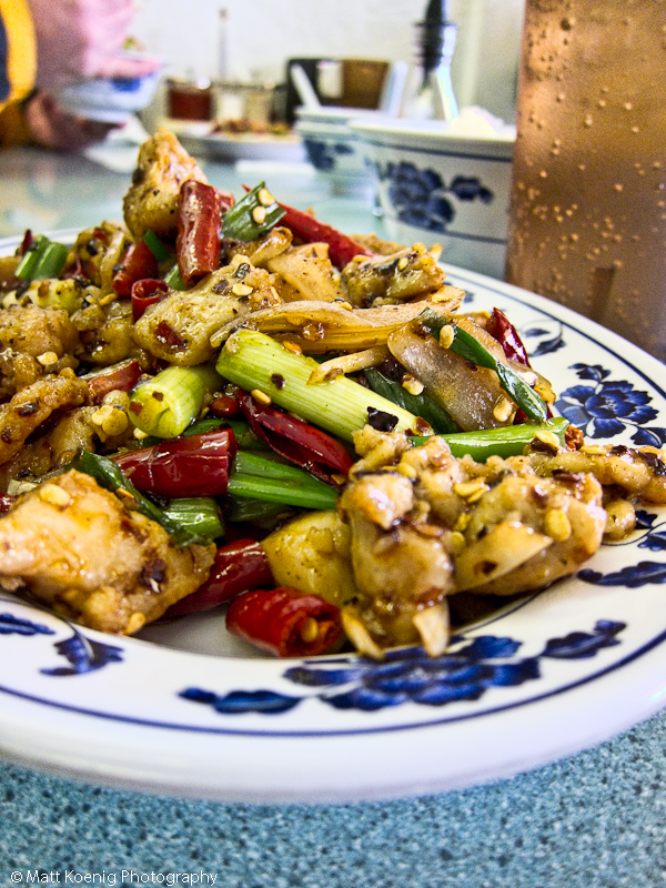 Spicy Pepper Chicken