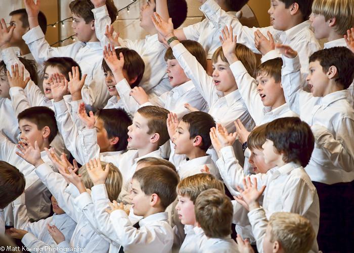 Boys Choir - Winter Concert