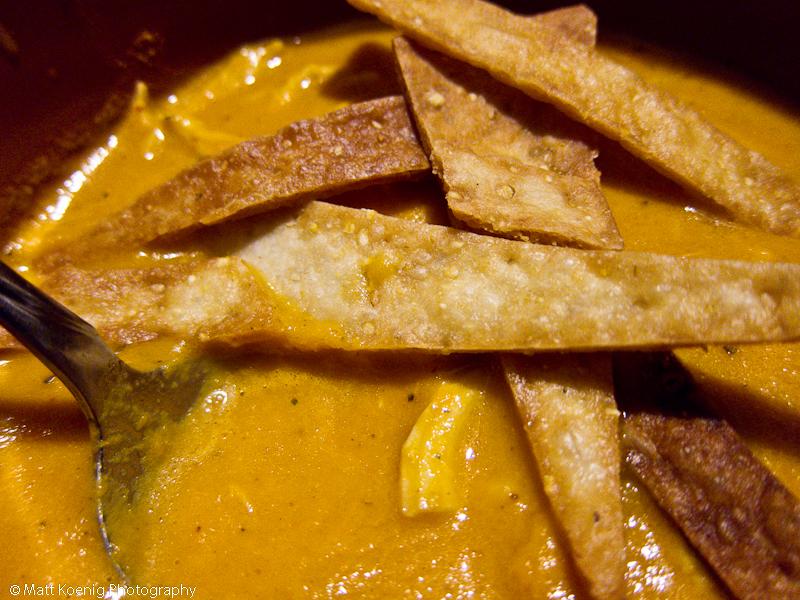Fresh Tortilla Soup