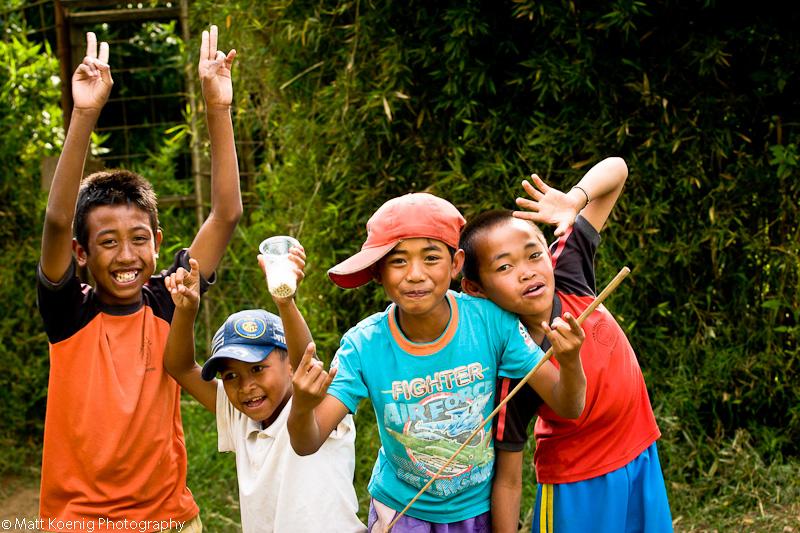 Lembang Indonesia Kids