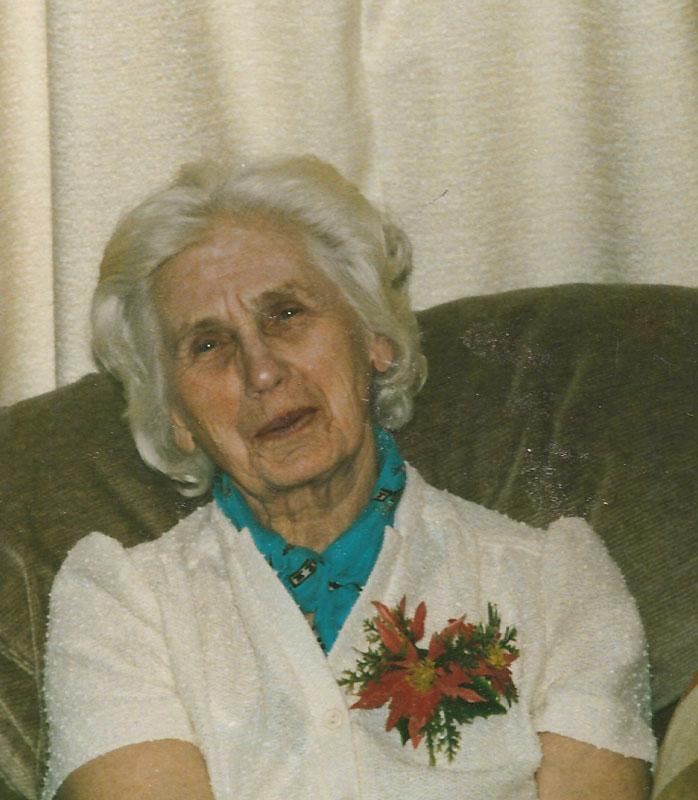 Mary Koenig 1908-2005