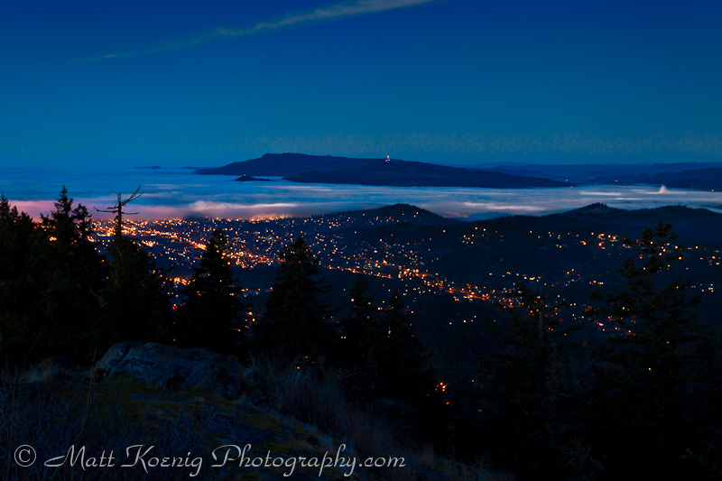 Eugene from Spencer's Butte