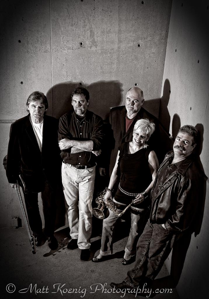 Coupe de Ville - Eugene Classic Rock Band
