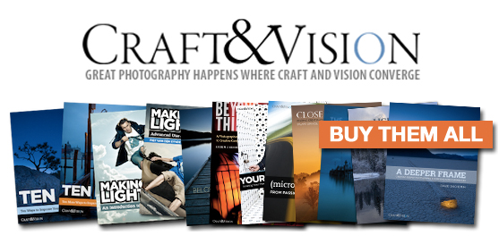 PhotoWhoa Craft & Vision 40 Photography EBooks Sale