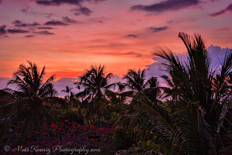 Nusa Dua Bali Sunrise