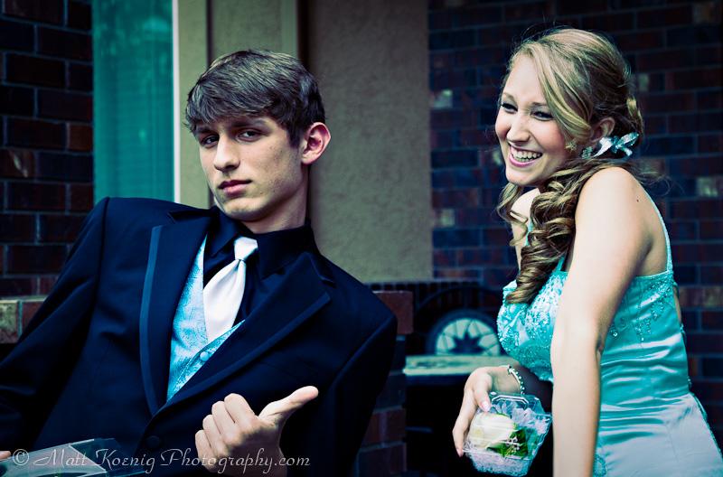 Brenten & Macy Prom 2012