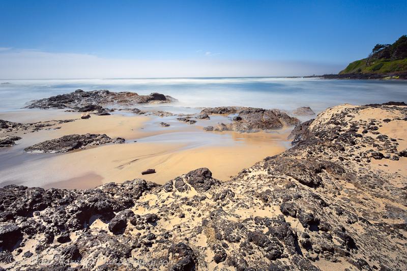 Cape Perpetua Scenic Area of the Oregon Coast