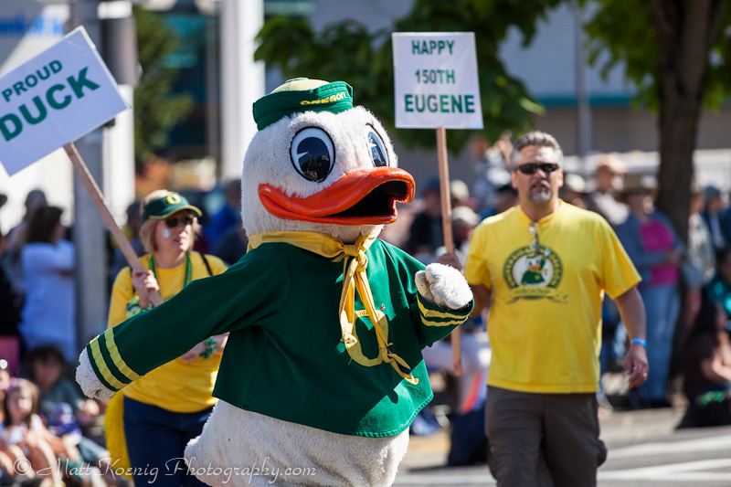 Eugene Celebration Parade 2012