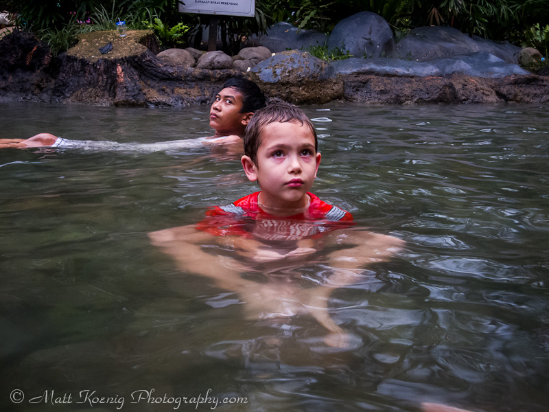 Ciater Hot Spring Lembang Indonesia